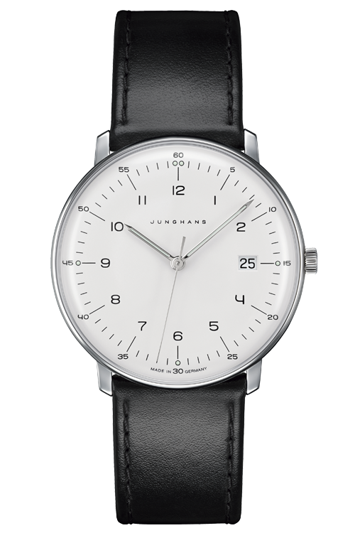 【ユンハンス】Max Bill by Junghans Quartz